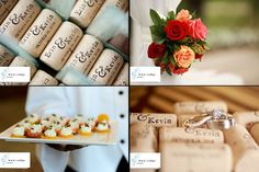 #wine theme #wedding favor ideas