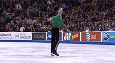 Stop Everything And Watch This Kid's Jaw-Dropping Figure-Skating Routine -- Riverdance meets Ice Skating... it's phenomenal.