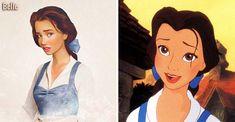 So würden unsere Disney-Lieblinge im echten Leben aussehen! - funcloud.com