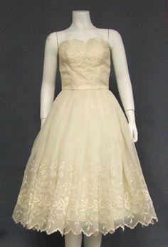 50's Dress-Vintageous