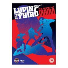 Lupin The Third: Secret Of Mamo