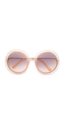 CHLOÉ  Carlina  sunglasses, explore the best new season sunglasses at  Farfetch now. 60cc108b42