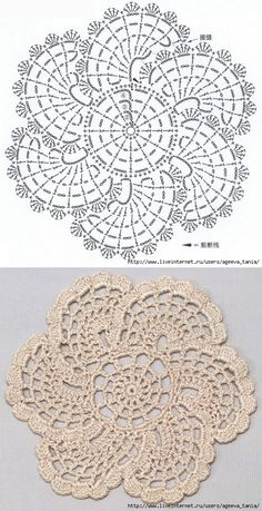 Elegant crochet patterns of flowers free crochet flower patterns RICSLDT Crochet Vintage, Crochet Art, Thread Crochet, Crochet Stitches, Easy Crochet, Lace Doilies, Crochet Doilies, Crochet Flowers, Crochet Leaves