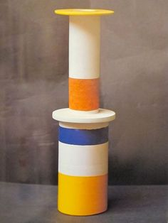 MONDOBLOGO: early Ettore Sottsass ceramics 1959