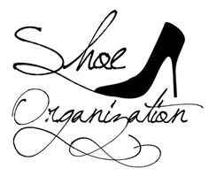 35+ Shoe Organization Tips :: I De-clutter    Must save and read later!