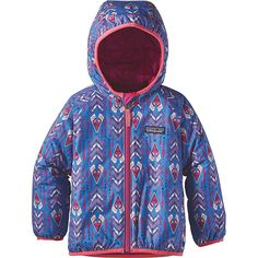 a6ce0d25 Patagonia Baby Reversible Puff-Ball Jacket - Moosejaw