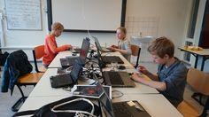Codestarter Codeclub Uithuizen - De Jonge Onderzoekers