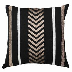 These square Lounge cushions are nice and big and will add extra comfort to your couch or bed. We recommend using a Lounge cushion behind a matching Medium cush