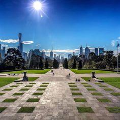 Royal botanic gardens, Melbourne, Australia. Shot by @seekwithdave. Follow @seekwithdave for more amazing travel photography!