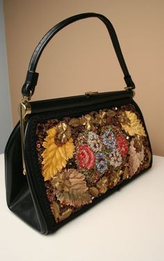 great vintage purse
