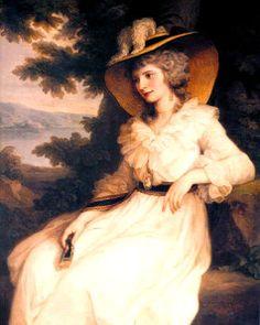 Elizabeth Cavendish (Bess Foster).
