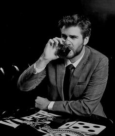 Liam Hemsworth says he didn't always get along with brother Chris - 'I know there was a competitive nature between us, but it was always a supportive one. Liam Hemsworth, Hemsworth Brothers, Banks, Thor, Youtubers, Sibling Rivalry, Australian Actors, American, Hunger Games