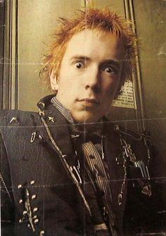 John Lydon...aka...Johnny Rotten