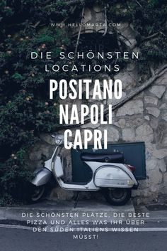 Positano, Capri, Lifestyle Blog, Cities, Places To Go, Road Trip, Vacation, Adventure, Holiday