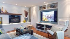 Voici trois sous-sols différents qui vous inspireront indubitablement afin de créer, par la suite, votre propre pièce vouée à la détente.