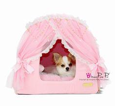 Pretty Pet Princess House (Pink)