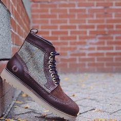 Fred Perry Northgate Boots