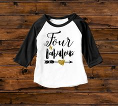 DISCOUNT Code: ANNABELLE15 on all Vazzie Tees purchases <3  GIRLS BIRTHDAY Shirt - 4th Birthday Shirt Birthday Raglan Shirt Toddler Birthday FOUR and Fabulous Fourth Birthday - Girls' Birthday Shirts by VazzieTees on Etsy https://www.etsy.com/listing/264923471/girls-birthday-shirt-4th-birthday-shirt