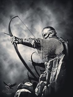 Руны. Северная магия. Мифология Knights Templar, Viking Art, Viking Life, Viking Warrior, Viking Battle, Medieval Archer, Medieval Fantasy, High Fantasy, Les Vikings