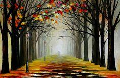 ALMOST WINTER - PALETTE KNIFE Oil Painting On Canvas By Leonid Afremov http://afremov.com/ALMOST-WINTER-PALETTE-KNIFE-Oil-Painting-On-Canvas-By-Leonid-Afremov-Size-36-x48.html?utm_source=s-pinterest&utm_medium=/afremov_usa&utm_campaign=ADD-YOUR