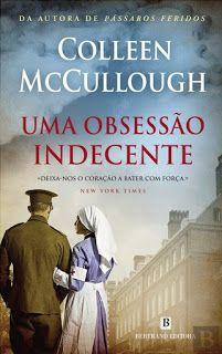Manta de Histórias: Uma Obsessão Indecente de Colleen McCullough - Nov...