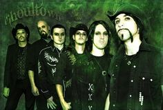 """""""Drink With The Living Dead"""" by Ghoultown is the Sepiachord Song of the Day:"""