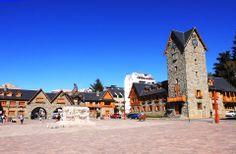 Aproveite para curtir o charme da região central de Bariloche. #Viagem #Argentina #argentinatotal