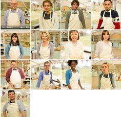 Great British Bake Off - Season 4 #GBBO | SixFourOne