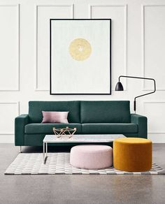 a moody, modern color palette.