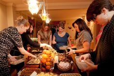 """Chocolate, Charity & Cheer: Tips for Hosting a Christmas Cookie Swap"""