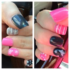 Love My Amazing Nail Concepts Anc Thanks Patricia At Lighten Up Salon In Budd Lake Nj