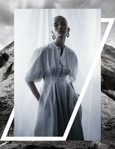 Jamilla Hoogenboom by Fabien Baron for Interview Magazine March 2016 More Than A Woman Fashion Graphic Design, Graphic Design Layouts, Graphic Design Inspiration, Design Posters, Editorial Layout, Editorial Design, Editorial Fashion, Sites Layout, Fabien Baron