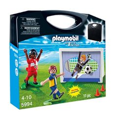 Playmobil Soccer Set 5994, Multicolor