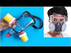 how to make a face mask at home easy DIY Simple Life Hacks, Youtube, Easy Diy, Crafts For Kids, Recycling, Projects To Try, Knowledge, Videos, How To Make