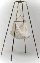 Natures Sway Products - Baby Hammock and stand