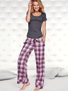 The Tee-jama #VictoriasSecret http://www.victoriassecret.com/sleepwear/most-loved-sleepwear/the-tee-jama?ProductID=69677=OLS?cm_mmc=pinterest-_-product-_-x-_-x