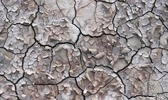 Due to a lack of water armers abandoned their village in Iran; the soil is cracked and the water reserves dry due to years of overuse.