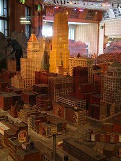 Model train Cincinnati | Flickr - Photo Sharing!
