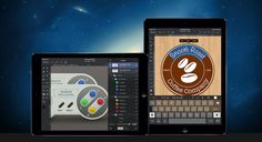 On the Creative Market Blog - 10 Apps to Turn Your iPad Into a Bad Ass Drawing Tablet Now for the vector drawing tools, which are actually pretty impressive. For my money, iDraw (now Autodesk Graphic) is the closest thing there is to a native iPad version of Adobe Illustrator. It has a pen tool, layers, boolean commands, grids, snapping, effects, just about everything you could want. InkPad is a great alternative that's completely free.