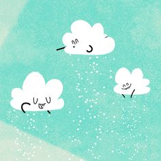 Twerky clouds : where the snow comes from