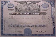 Vintage American Airlines Sticker Label Vintage Labels