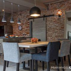 Inspiración para el diseño y decoración de comedores. Encuentra imágenes de comedores que te servirán para crear el hogar de tus sueños