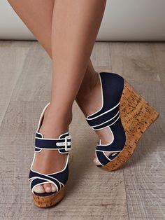 Gorgeous Louboutin wedges Design works No.183 |2013 Fashion High Heels|