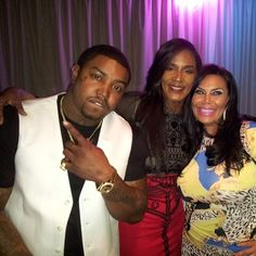 Lil Scrappy and Momma Dee Fire Back at Diamond's Claim of Abuse