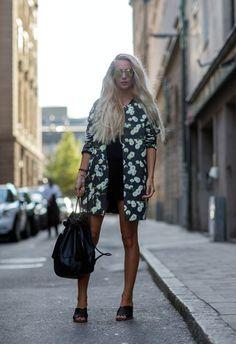 EXCLUSIVE Stockholm Fashion Week #StreetStyle