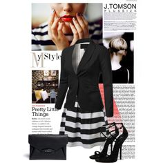 J Tomson Plus Size by biljana-miric-ex-tomic on Polyvore featuring polyvore, fashion, style, Givenchy and jtomsonplussize
