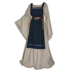 mittelalter Medieval Viking gown extra Humidity: The Destroyer Of Family Vegetation Although humidit Viking Clothing, Renaissance Clothing, Medieval Fashion, Historical Clothing, Steampunk Fashion, Gothic Steampunk, Steampunk Clothing, Victorian Gothic, Gothic Lolita
