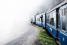 Himalayan Railway, Kurseong, India. by Matt Paish