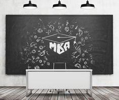 Rozmýšľate či sa vám oplatí pustiť do MBA štúdia? Je to štúdium najmä pre ľudí, ktorí sa chcú stať špičkovými a vysokopostavenými manažérmi, prípadne majú v pláne viesť svoj podnik. Takéto štúdium jednoznačne nie je lacné. Pozrite si preto výhody MBA štúdia, aby sa vám ľahšie rozhodovalo, či sa vám titul MBA zíde. Black Ceiling, Black Chalkboard, Business Education, 3d Rendering, University, Sketch, Floor, Desk, Concept