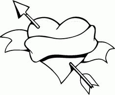 Coloring Pages For Kids Color By Number Valentine